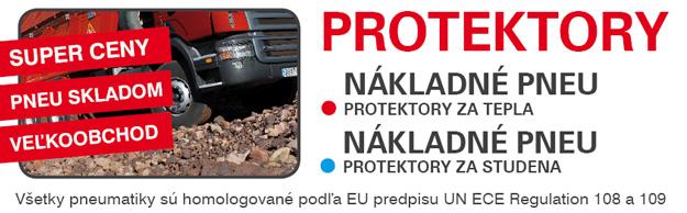 Nákladné protektory